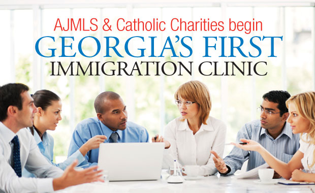 Georgia's First Immigration Clinic