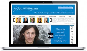 Apply online to Atlanta's John Marshall Law School