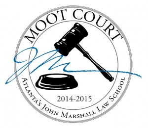 AJMLS Moot Court Seal 2014-2015