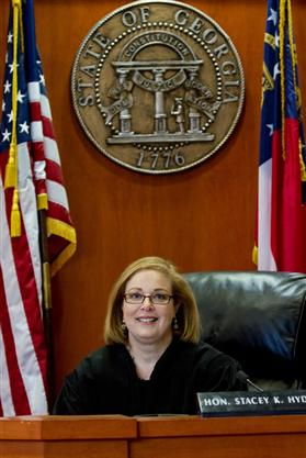 Judge Stacey Hydrick