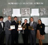 Atlanta's John Marshall Law School Moot Court Team Winners of Georgia Intrastate Competition