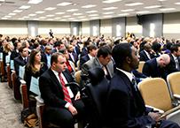 Swearing In Ceremony 2013 at Atlanta's John Marshall Law School