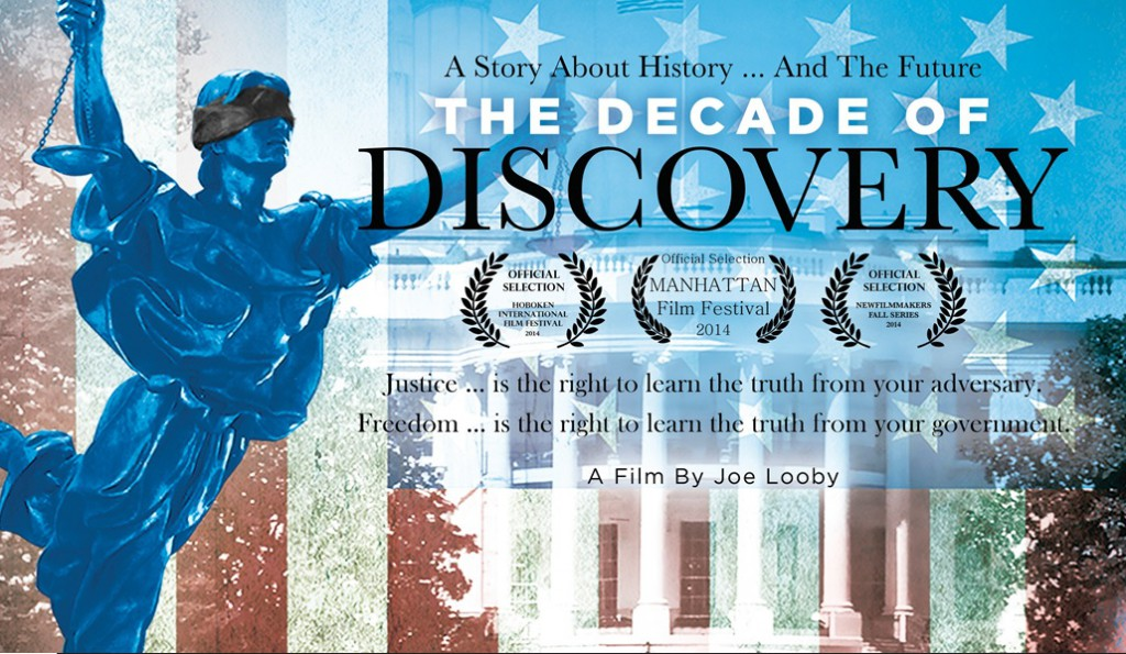 The Decade of Discovery CLE & Movie Screening @ Blackburn Conference Center Auditorium