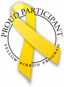 yellow ribbon participant